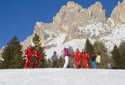 Carezza Ski - Skikurs