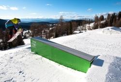 Carezza Ski - Snowpark