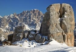 Cortina d Ampezzo - 5 Torri