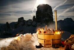 Cortina Ampezzo - 5 Torri - Rifugio Scoiiattoli