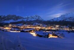Cortina d Ampezzo - Nachts