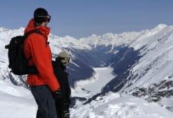 Fendels - Gletscher