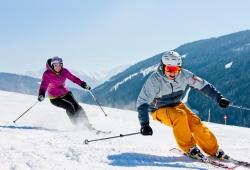Filzmoos - Skifahrer