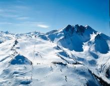 Fuegen - Spieljoch - Skigebiet