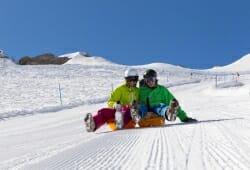 Garmisch Classic-Zugspitze - Zugspitze rodeln