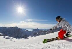 Garmisch Classic-Zugspitze - Ski fahren