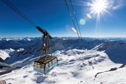 Garmisch Classic-Zugspitze - Gletscherbahn