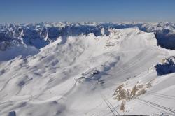 Garmisch Classic-Zugspitze - Panorama Zugspitze