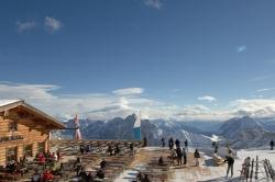 Garmisch Classic-Zugspitze - Sonnalpin Terasse