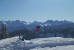 Hoernerdorf Grasgehren - Skicross