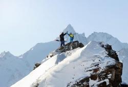Grossglockner-Heiligenblut - Gipfel