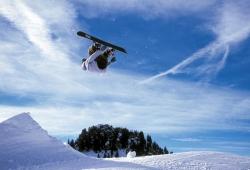 Gstaad - Snowpark Vanillaz Playground
