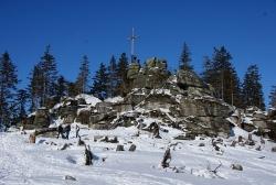 Haidmuehle - Hochstein im Winter