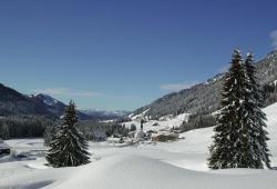 Hoernerdorf Balderschwang - Balderschwang im Winter