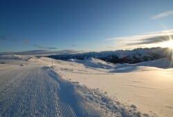 Das Hoechste - Winterwandern am Hohen Ifen