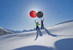 Ischgl - Samnaun - Silvretta Arena - Sonnenspiele