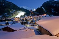 Ischgl - Samnaun - Silvretta Arena - Bei Nacht