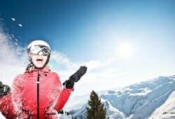 Ski-optimal Hochzillertal - Schneespass