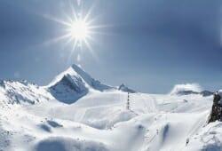 Kitzsteinhorn - Gletscher