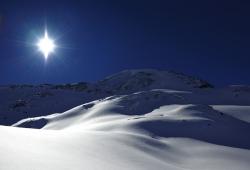 Kaunertaler Gletscher - Gipfelhang