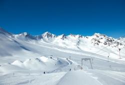 Kaunertaler Gletscher - Schlepplift