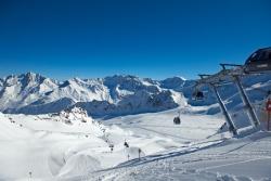 Kaunertaler Gletscher - Karlesjochbahn