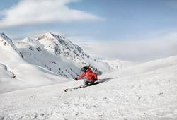 Kitzbuehel - Skifahren - Grosser Rettenstein