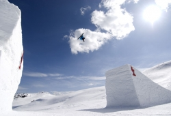 Kitzbuehel - Snowboard - Freeski