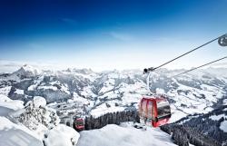 Kitzbuehel - Hahnenkamm Bergbahnen