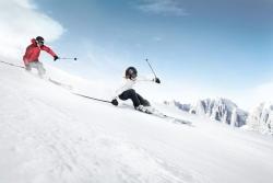 Kitzbuehel - Skifahren