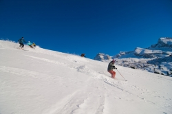Le Grand Bornand - Skifahren
