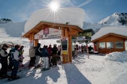 Le Grand Bornand - Skilift La Tolar