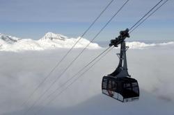 Lech Zuers am Arlberg - Rüfibahn
