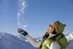 Lech Zuers am Arlberg - Schneespass
