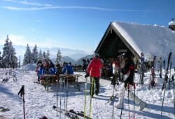 Brauneck Bergbahn - Skihuette