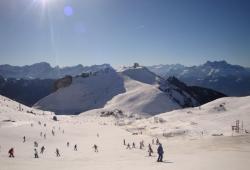 Leysin - Skigebiet