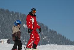 Leysin - Skischule in Les Mosses