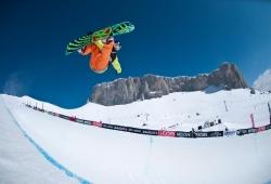 Leysin - Snowboard