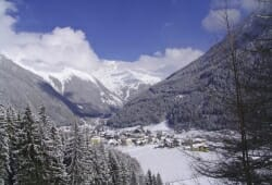 Ankogel - Mallnitz im Winter