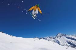 Ankogel - Skifahrer