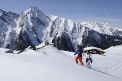 Mayrhofen - Schneeschuhwanderung