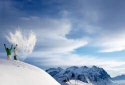 Meiringen - Hasliberg - Schneewelt