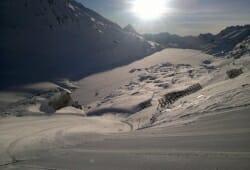 Moelltaler Gletscher - Skigebiet