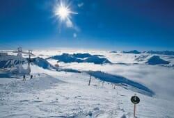 Moelltaler Gletscher - Traumpiste mit Panorama