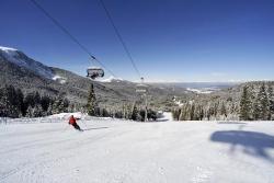Obereggen - Im Skigebiet