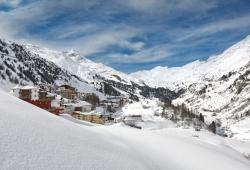 Obergurgl im Winter 2010