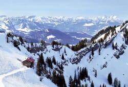 Hochgrat - Bergblick