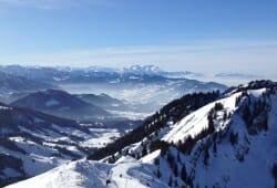 Hochgrat - Bergpanorama