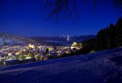 Oberstaufen - Winternacht