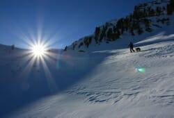 Pfelders - Skitouren gehen